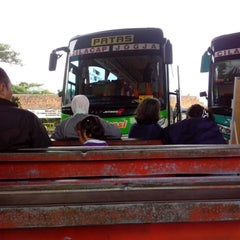 Photo taken at Terminal Bus Cilacap by Bagas P. on 6/24/2014