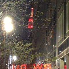 Photo taken at AMC Loews 34th Street 14 by K@rTh!kk R. on 5/4/2013