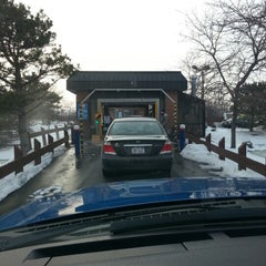 Photo taken at Delta Sonic Car Wash by Lori R. on 1/8/2013