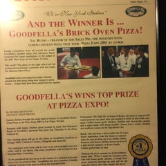 Photo taken at The Original Goodfella's Brick Oven Pizza by Rick M. on 4/21/2015