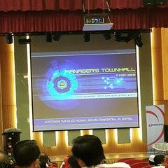 Photo taken at Menara Suruhanjaya Syarikat Malaysia (SSM) by S M Sabri I. on 5/11/2015