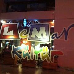 Photo taken at Leman Kültür by Nes Q. on 11/4/2012