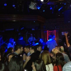 Photo taken at Howl at the Moon by Tiffany C. on 1/19/2013