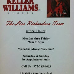 Photo taken at Keller Williams Realty by Tony S. on 8/13/2013