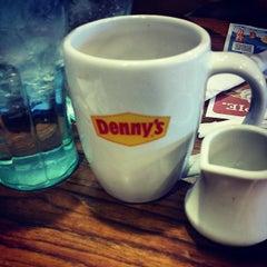 Photo taken at Denny's by DJ Jdawg G. on 11/26/2014