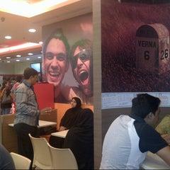Photo taken at KFC Restaurant by Brajesh B. on 10/14/2012