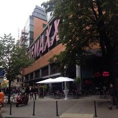 Photo taken at CinemaxX Potsdamer Platz by Stef G. on 6/30/2013