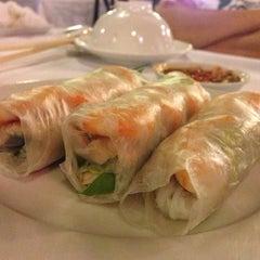 Photo taken at Thanh Niên Restaurant by shinoboo.gk on 5/4/2013
