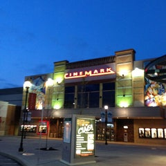 Photo taken at Cinemark Robinson Township and XD by Mark S. on 4/30/2013