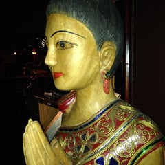 Photo taken at Sawasdee Thai Restaurant by Jennifer D. on 11/5/2013
