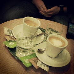 Photo taken at Greentree Caffe by Andrej S. on 3/29/2013
