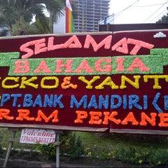 Photo taken at Kantor Dinas Pendidikan Provinsi Riau by dimaz d. on 12/2/2012