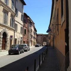 Photo taken at Corso Cavour by Domenico Fernando M. C. on 6/16/2013