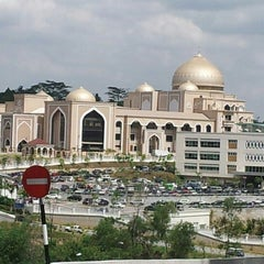 Photo taken at Jabatan Imigresen Malaysia by Md F. on 9/19/2012