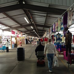 Photo taken at Mesa Market Place Swap Meet by Joe Y. on 12/22/2012