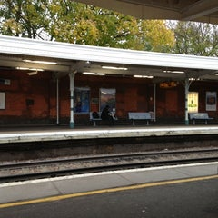 Photo taken at Norbury Railway Station (NRB) by Rhammel A. on 11/6/2012
