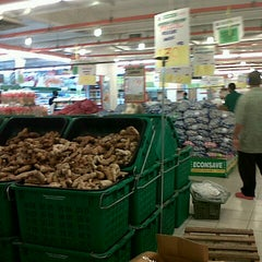 Photo taken at Econsave by A. C. on 12/4/2012