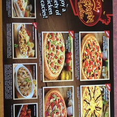 Photo taken at Pizza Hut by Amir s. on 1/17/2013