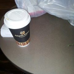 Photo taken at Gloria Jean's Coffees by Linda J. G. on 2/27/2013