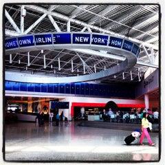 Photo taken at Terminal 5 by Tim W. on 5/5/2013