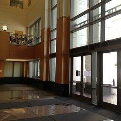 Photo taken at Dalziel building by Lorraine P. on 6/13/2013