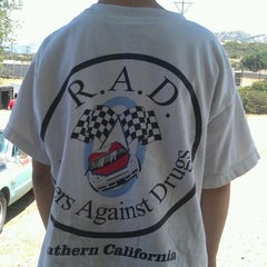 Photo taken at Barona Speedway & Dragstrip by Rachelle S. on 4/27/2013