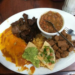 Photo taken at Mi Abuelita's Mexican Restaurant by Cristina on 10/3/2013