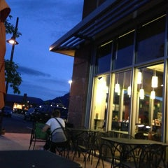 Photo taken at Garbanzo Mediterranean Grill by Jake B. on 7/30/2013