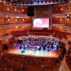 Photo taken at Renée and Henry Segerstrom Concert Hall by Robert K. on 5/4/2013