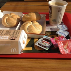Photo taken at McDonald's by Christian H. on 7/2/2013