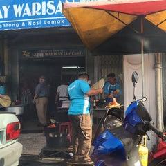 Photo taken at Satay Warisan by Siti Zulaiha S. on 7/19/2015