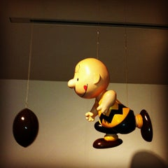 Photo taken at Charles M. Schulz Museum & Research Center by Henry C. on 5/5/2013