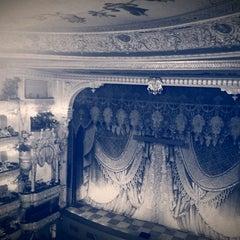 Photo taken at Мариинский театр / Mariinsky Theatre by Толга on 6/20/2013