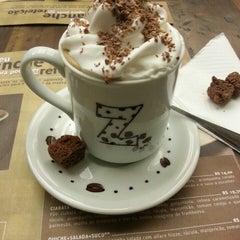 Photo taken at Z Café by Bruna S. on 6/16/2013