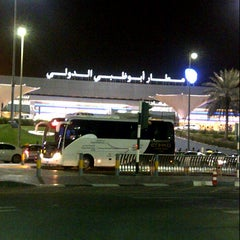 Photo taken at Abu Dhabi International Airport (AUH) مطار أبو ظبي الدولي by UAE L. on 8/2/2013
