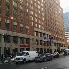 Photo taken at NYU Wasserman Center for Career Development by Luiz K. on 2/4/2015