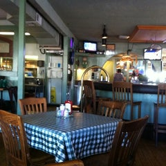 Photo taken at Pat's Place Restaurant by John T. on 10/8/2012