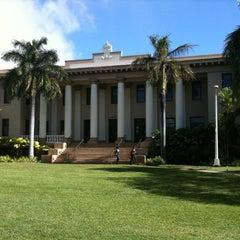 Photo taken at University of Hawai'i at Mānoa by Edward M. O. on 1/9/2013