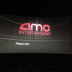 Photo taken at AMC Showplace Coon Rapids 16 by Daniel T. on 4/30/2013