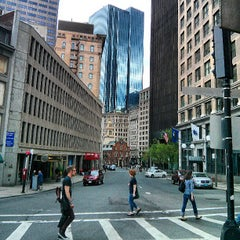 Photo taken at MBTA Government Center Station by Eradzh N. on 5/18/2013