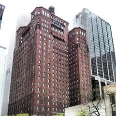 Photo taken at Red Roof Inn Chicago Downtown - Magnificent Mile by Eradzh N. on 5/10/2013