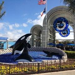 Photo taken at SeaWorld San Antonio by Jerry C. on 2/2/2013