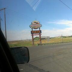 Photo taken at Wildhorse Resort & Casino by Enrique L. on 5/15/2013