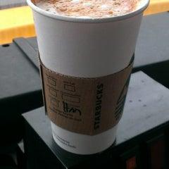 Photo taken at Starbucks by Stacie J. on 4/4/2013