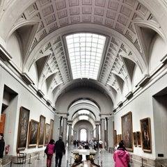Foto tomada en Museo Nacional del Prado por Elizabeth M. el 4/2/2013