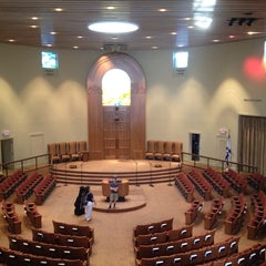 Photo taken at Congregation B'nai Israel by Jan F. on 5/19/2014