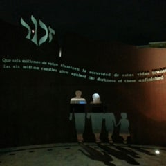 Photo taken at Holocaust Memorial Monument by Alexei B. on 2/8/2013