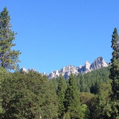 Photo taken at Castle Crags State Park by Matt H. on 8/8/2014