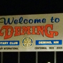 Photo taken at Deming Truck Terminal by Mary C. on 1/1/2013