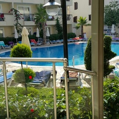 Photo taken at Sun City Apartments & Hotel by Yusuf S. on 8/11/2015